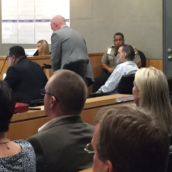 Opening statements began Tuesday in Travis Co. Court in Mark Alan Norwood's second capital murder trial._347250