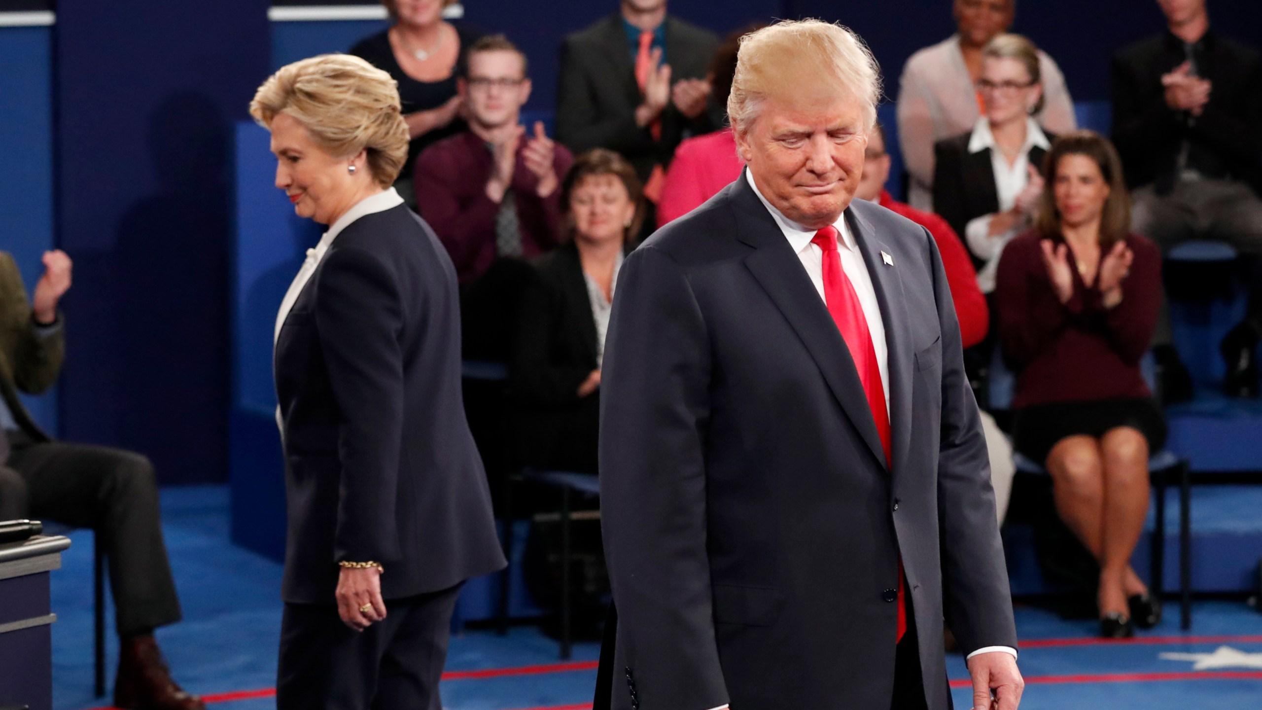 Hillary Clinton, Donald Trump_359070