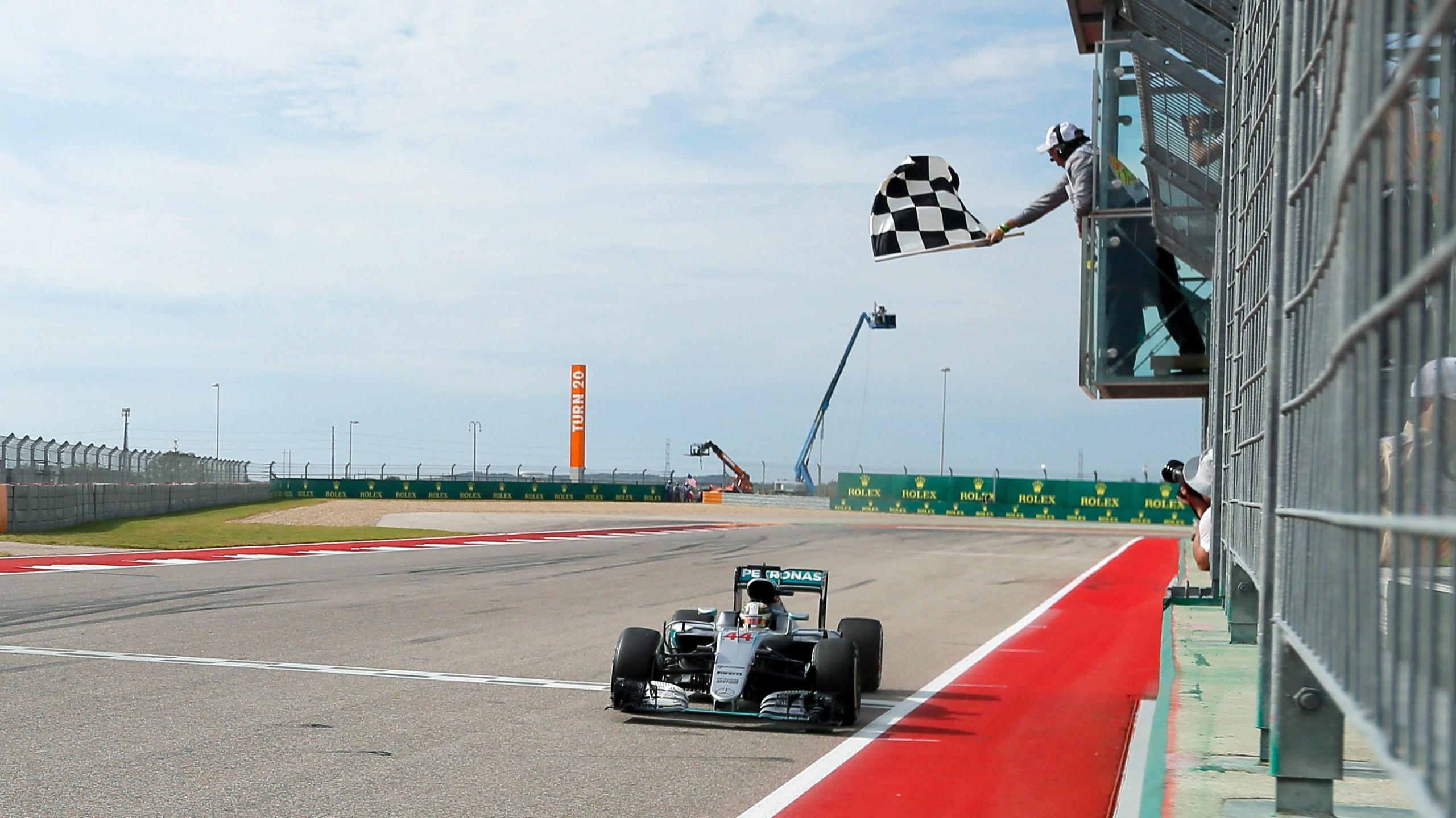 F1 US Grand Prix Auto Racing_365293