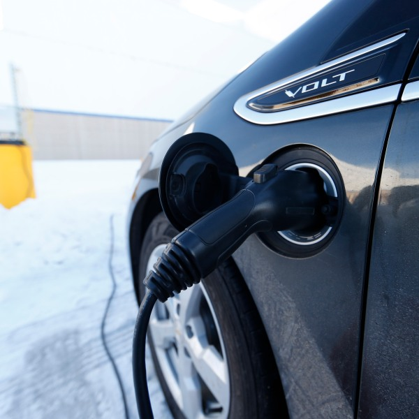 Electric Car Charges_357307