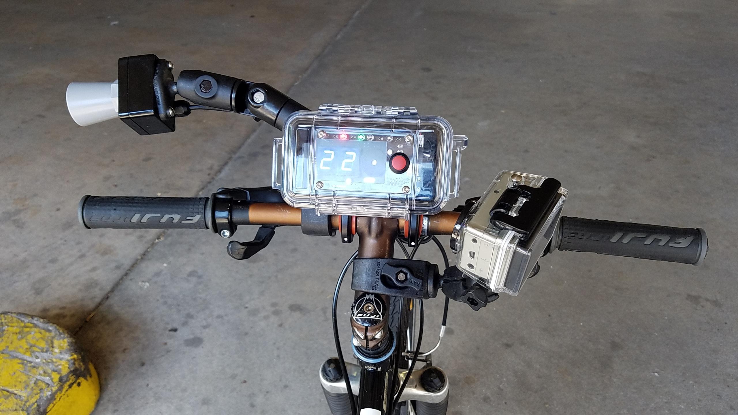 APD - Bike Bicycle Mounted measuring system_361703