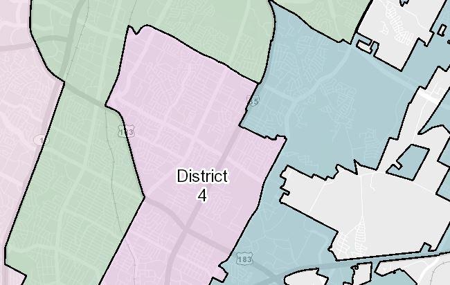Austin City Council district 4_365169
