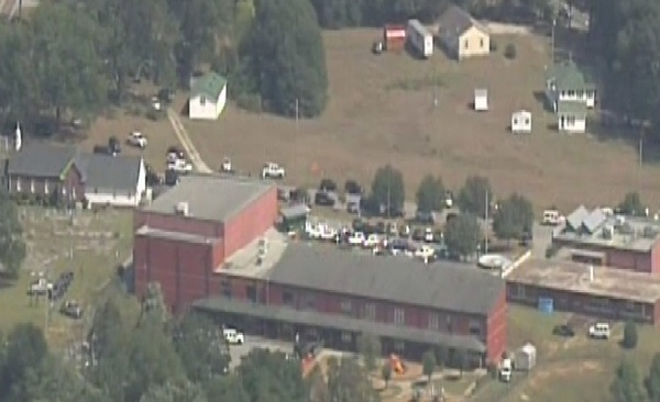 2 kids, teacher shot at Townville Elementary School in South Carolina; Teen arrested_354471