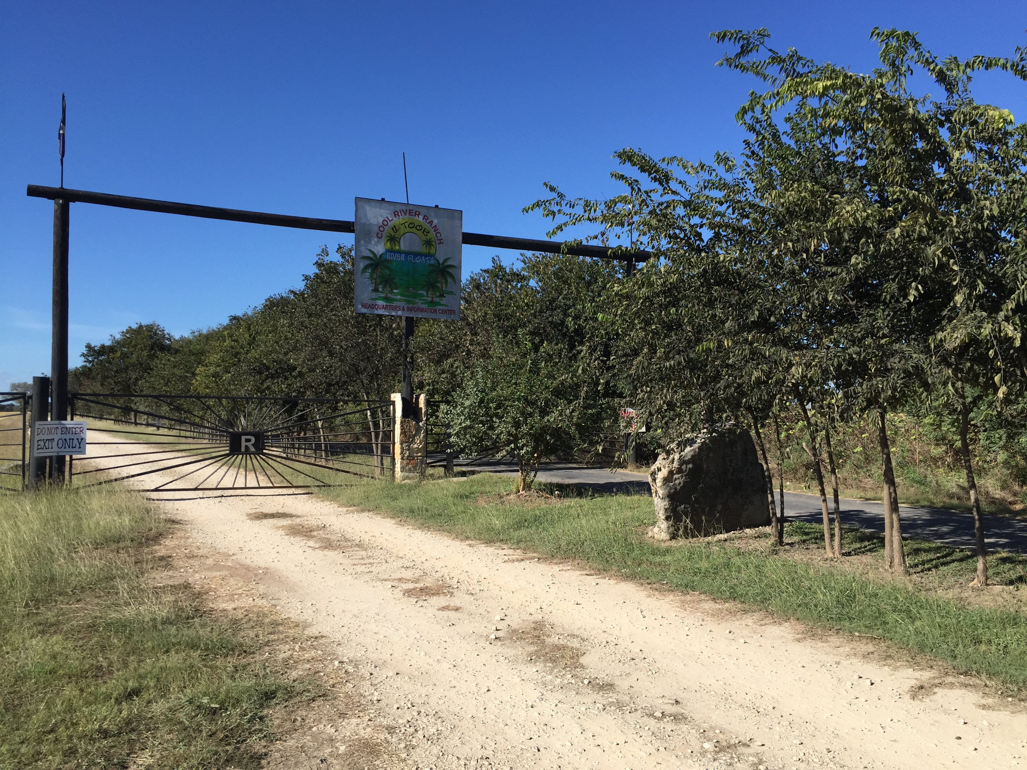 A Texas State student was found dead at the Cool River Ranch property. (KXAN/Todd Bailey)
