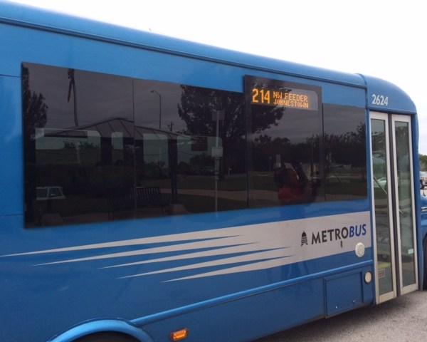 Lago Vista - Capital Metro Bus Route 214_361083