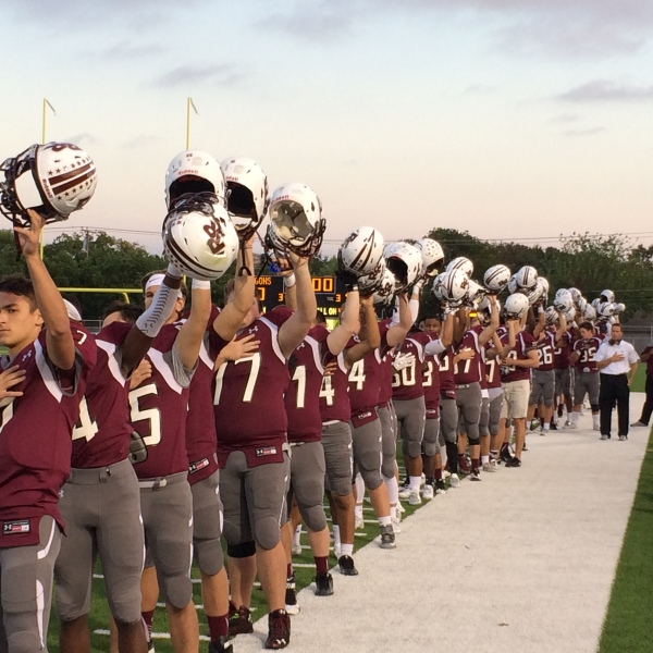 Pflugerville vs Round Rock High School Football (KXAN Photo_Chris Tavarez)_358639