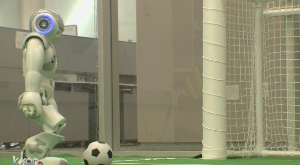 UT's Robot soccer team brought back the gold_367928