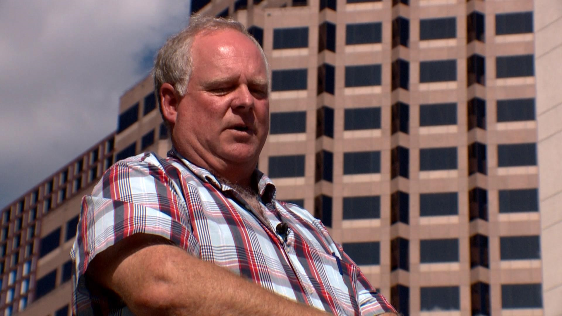 Roger Buchanan speaks with KXAN about the incident.