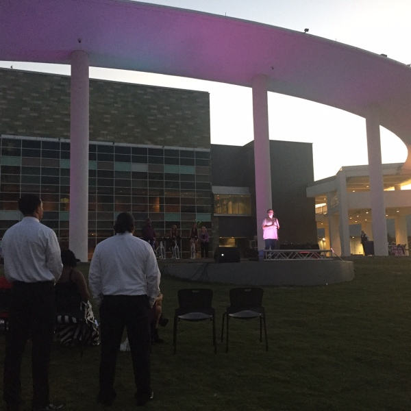 Light up the Night_Unity Day event at the Long Center celebrates domestic violence survivors. Oct. 3, 2016_356538