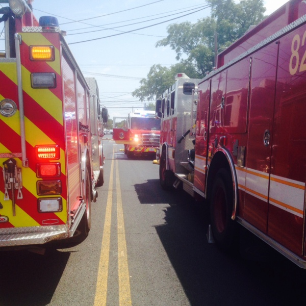 Austin firefighters suspended for minor crashes