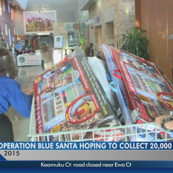 Community asked to give back for Operation Blue Santa