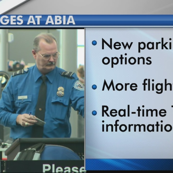 New parking options at ABIA ahead of Thanksgiving