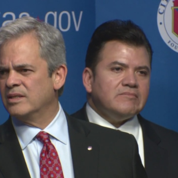 Mayor Adler creates taskforce to 'root out' institutional racism
