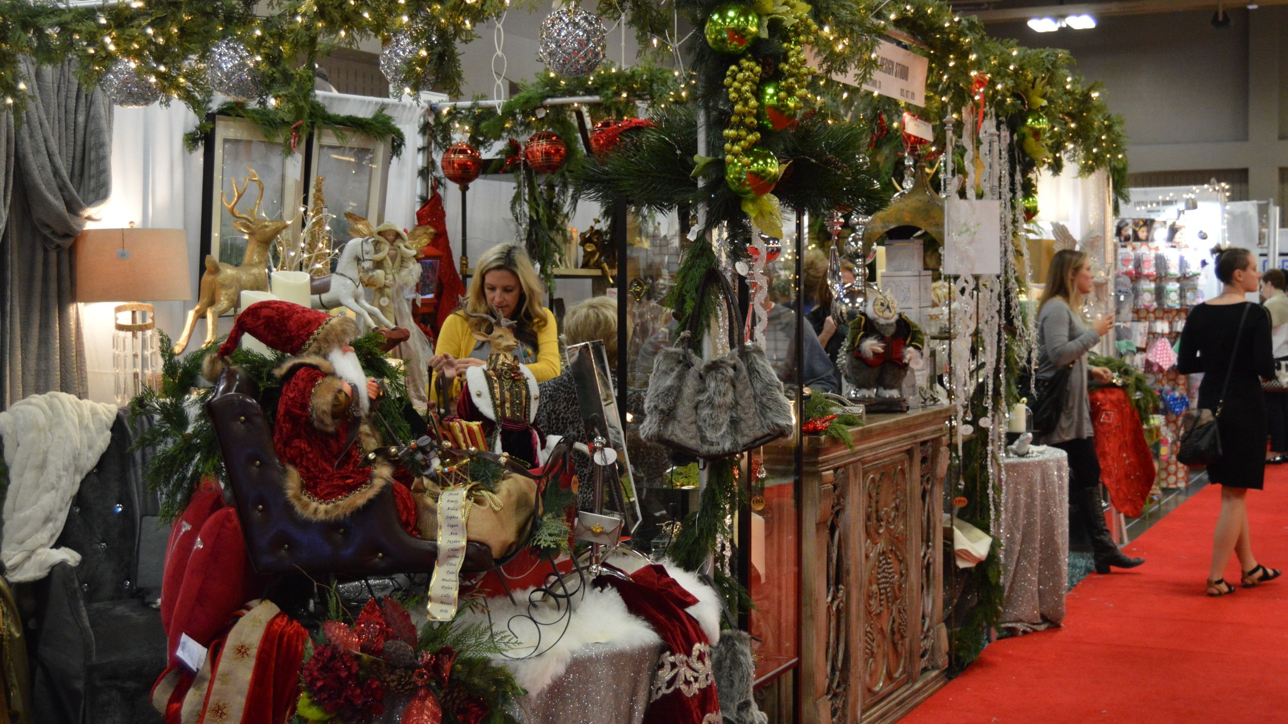 A Christmas Affair presented by the Junior League of Austin_374866