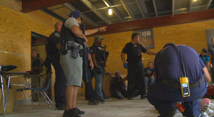 Police train at ALERRT facility in San Marcos_369804