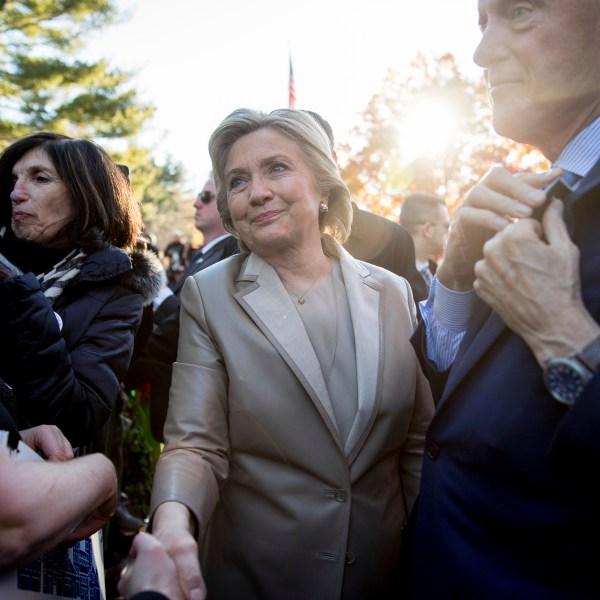 Hillary Clinton, Bill Clinton_371986
