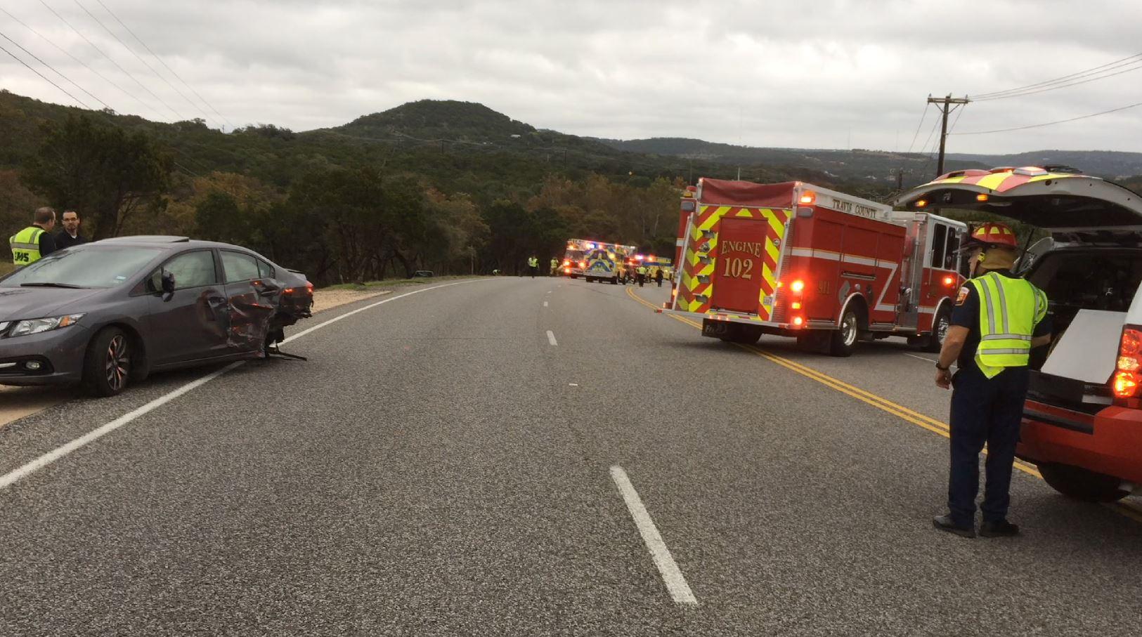 Man dies in crash on 1431 in Jonestown_377835