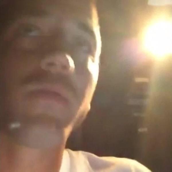 John Pinney during Facebook Live (NBC News)_369220