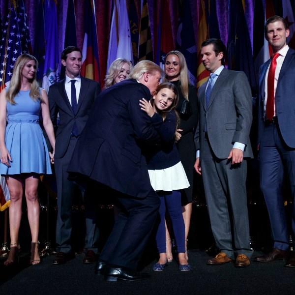 Donald Trump, Arabella Kushner_372436