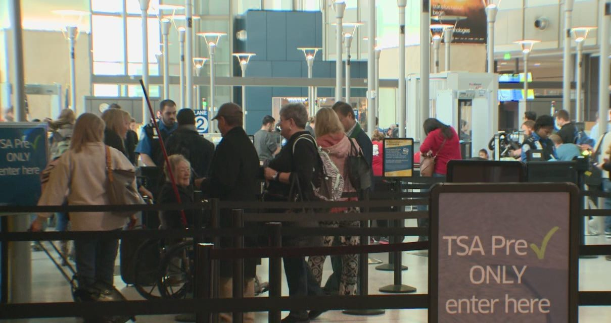 Austin airport fills up on Friday after travelers head out for Christmas