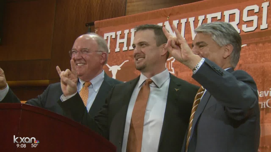 Tom Herman's contract approved