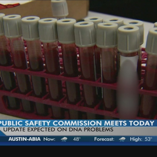 Thousands of compromised cases as Austin DNA Lab issues continue