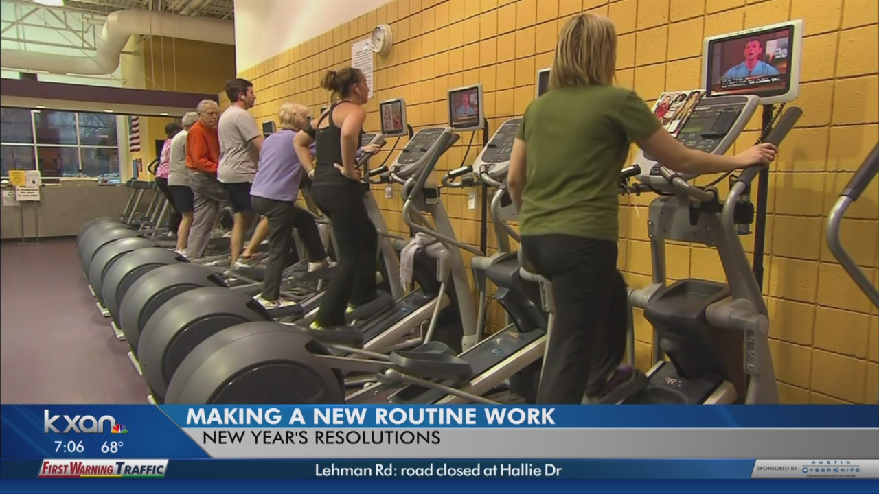 Gym memberships spike, then sharply decline after New Year