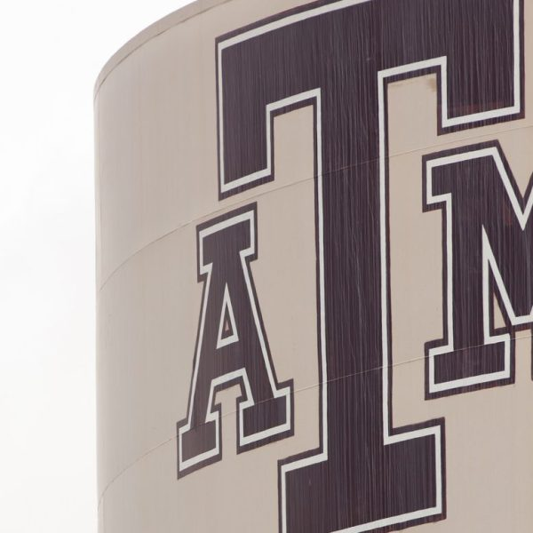 Texas A&M Watertower_383475
