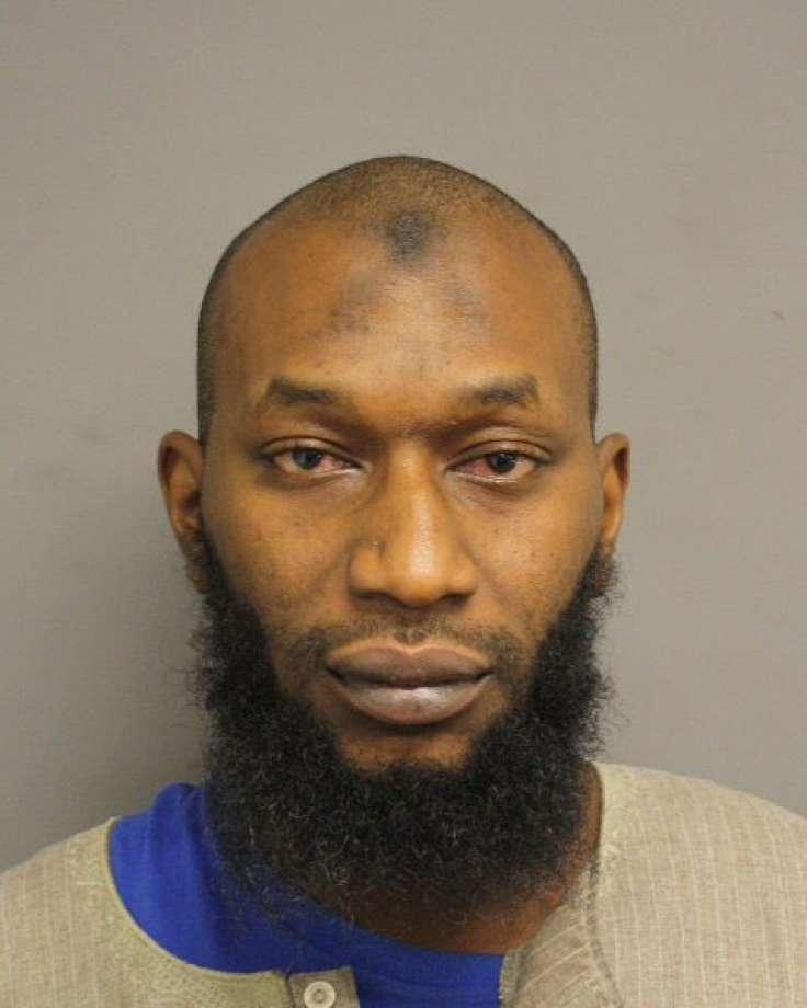 Gary Nathaniel Moore (Houston police booking photo)_385567