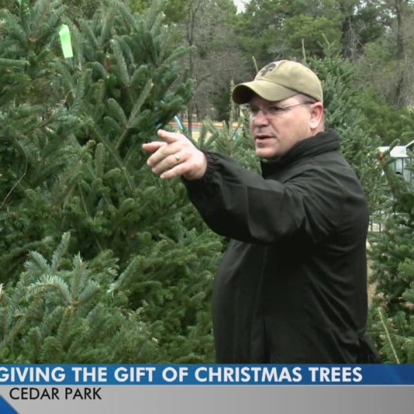 Giving the gift of Christmas to families without a Christmas tree