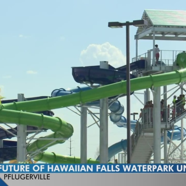 Pflugerville Hawaiian Falls missed payments, park operation in limbo