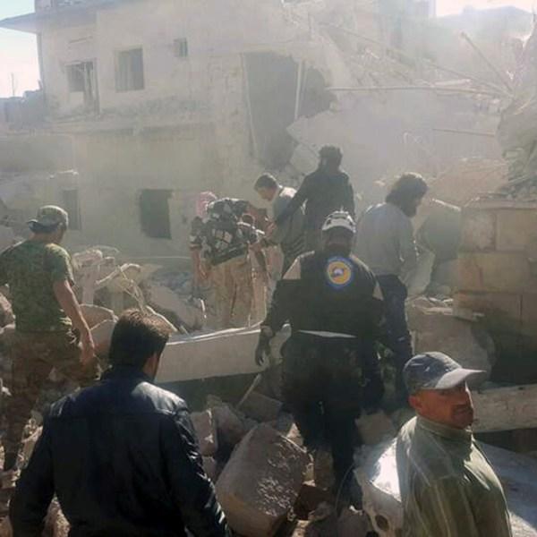 Mideast Syria_391746