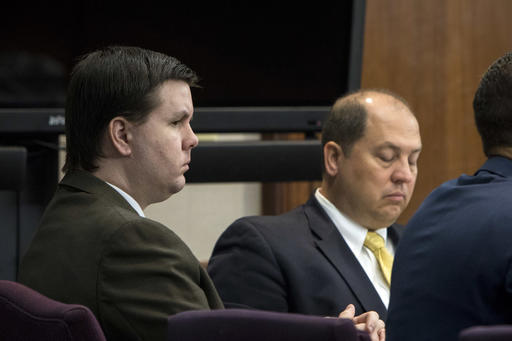 Georgia man convicted in son's hot-car death gets life, no
