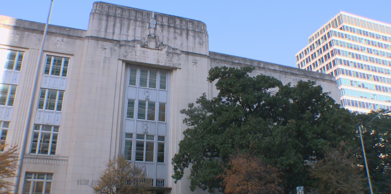 FILE - Former US Federal Court House in downtown Austin. (KXAN Photo)