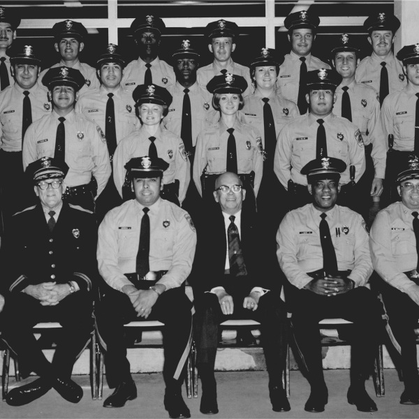 The 55th cadet class of the Austin Police Department on March 19, 1976_388129