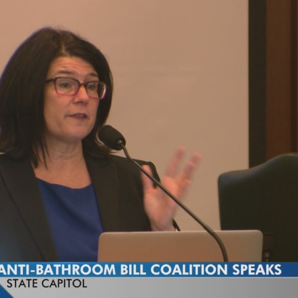 Texas groups voice concern for 'bathroom bill'