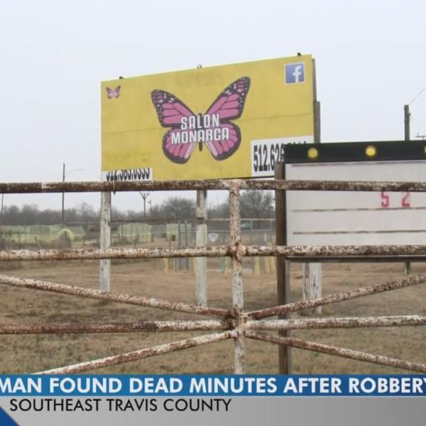 Man shot, killed in southeast Travis County