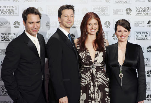 TV Critics Watch-Will & Grace_401582