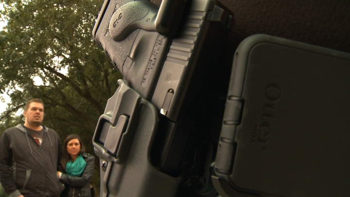 If passed, law would say Texans can carry guns without training, permits