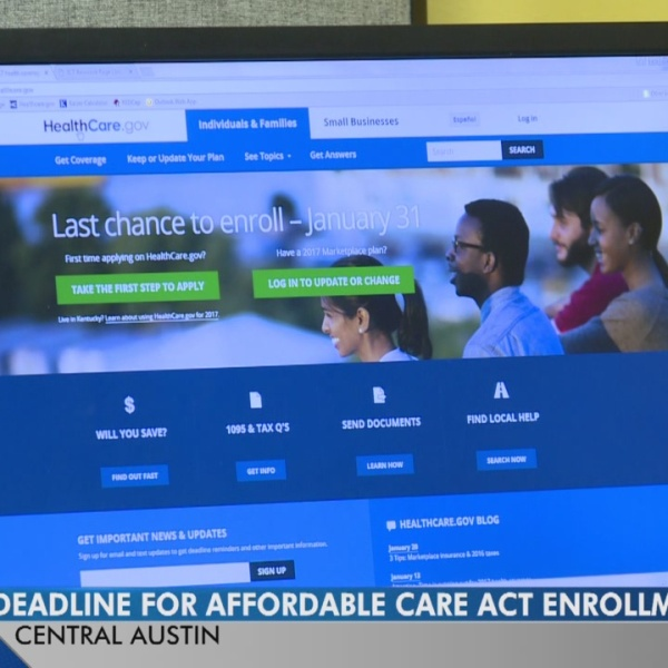 Final enrollment push for Affordable Care Act