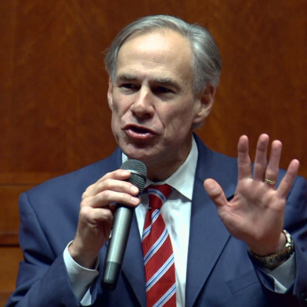 Gov. Greg Abbott at Convention of States filing_383839