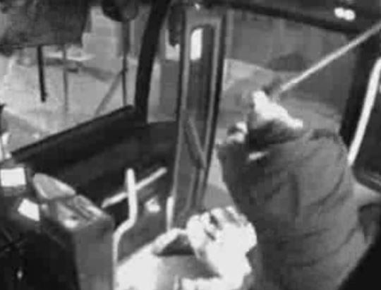 Attack on a bus driver in Kansas City_406731