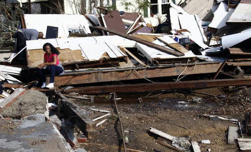 Hattiesburg, Mississippi tornado_402441