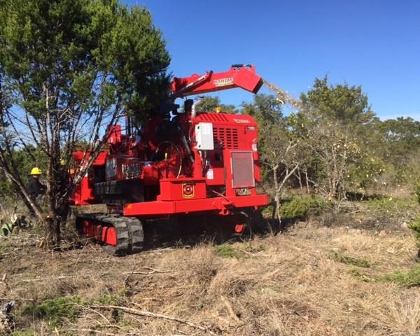 Lake Travis Fire Department new wood chipper_404868