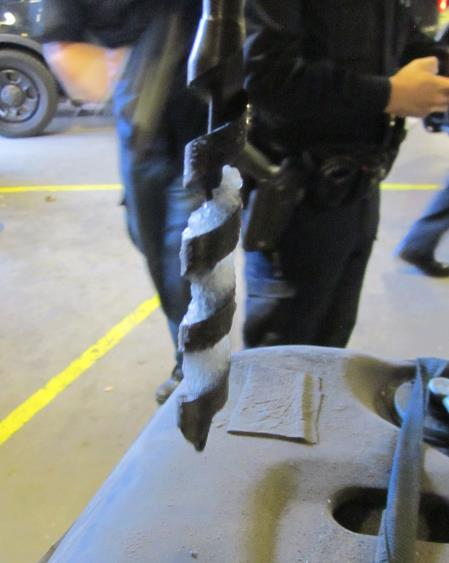 Liquid meth found during a traffic stop in Austin on Jan. 23, 2017. (Austin Police Department)