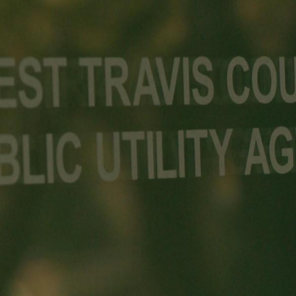 West Travis County Public Utility Agency sign (WTCPUA)_395965
