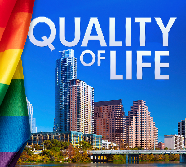 Quality of Life Commission will look at issues facing Austin's LGBTQ community_400878
