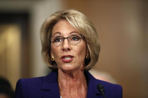 Trump Education Secretary_401057