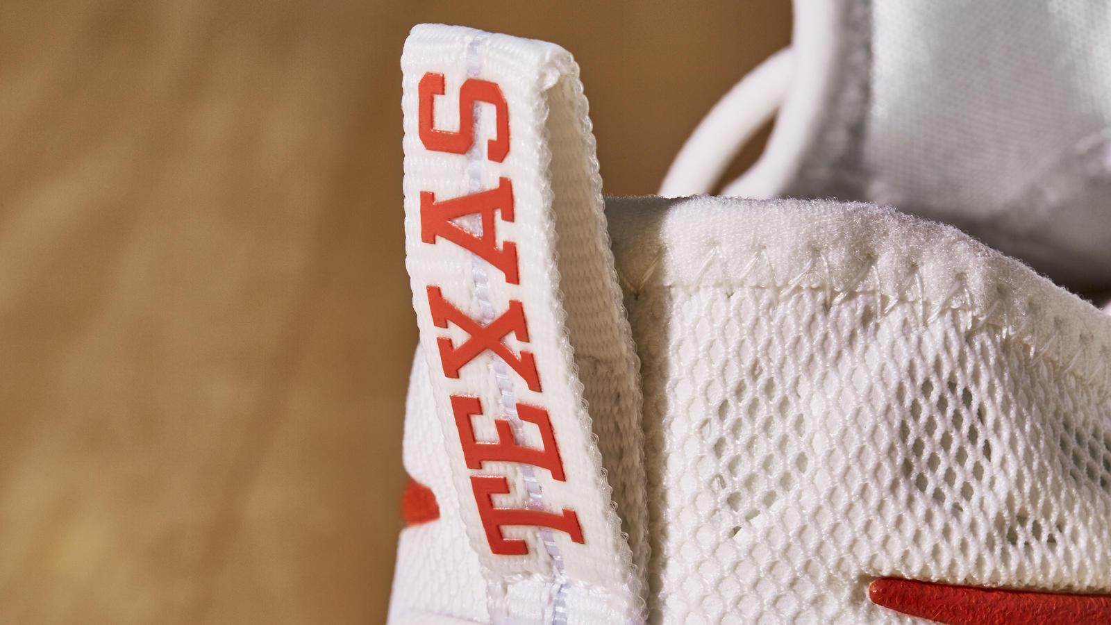 "Nike Zoom KD9 ""Texas"" shoe (Courtesy: Nike)"