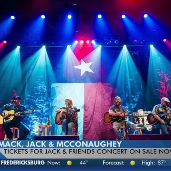 Jack Ingram helping raise money for Central Texas kids